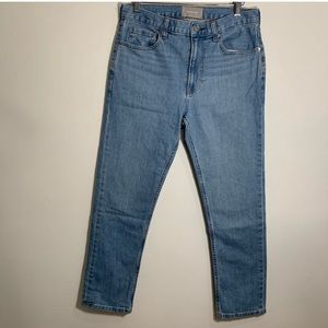 Everlane High Waisted Jeans 27